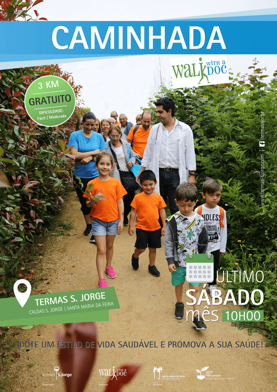 Caminhada Walk with a Doc