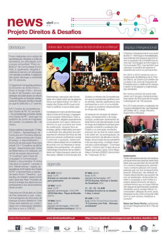 News D&D Abril 2014