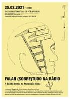 A Saúde Mental na População Idosa em Debate na Rádio Sintonia Feirense