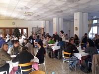 Almoço Solidário de Natal   Fundação INATEL - 11/12/2015