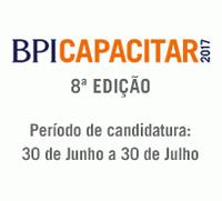 Candidaturas Abertas - Prémio BPI Capacitar