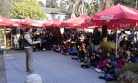Casa dos Choupos celebra a Primavera com crianças do concelho
