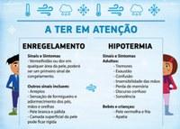 GRIPE | Portugal continental afetado por superficie frontal fria a partir de 6ª feira