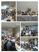 Jantar solidário para angariação de fundos juntou cerca de 150 pessoas em Lourosa