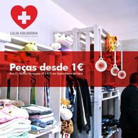Loja Solidária | Cruz Vermelha Portuguesa