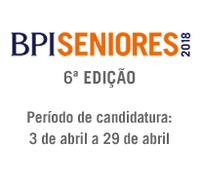 Prémio BPI Seniores 2018 | candidaturas até 29 de abril