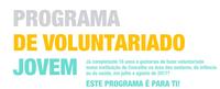 Programa de Voluntariado Jovem - Edição Férias de Verão 2017