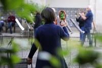 Reencontro (II), de Jeanneth Vieira | Imaginarius – Festival Internacional de Teatro de Rua