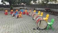 Rufus & Circus promovem workshops de percussão em entidades concelhias