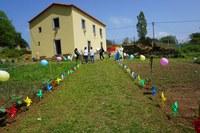 Tarde de cultivo de afetos no Dia Internacional da Família, na Casa dos Choupos